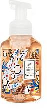 Parfumuri și produse cosmetice Săpun - spumă pentru mâini  - Bath and Body Works Vanilla Coconut Gentle Foaming Hand Soap