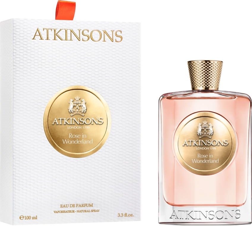 Atkinsons Rose in Wonderland - Apă de parfum — Imagine N2