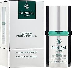 """Parfumuri și produse cosmetice Ser """"Restructurare 50+"""" - Klapp Clinical Care Surgery Restructure"""