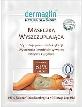 Parfumuri și produse cosmetice Mască pentru slăbire - Dermaglin