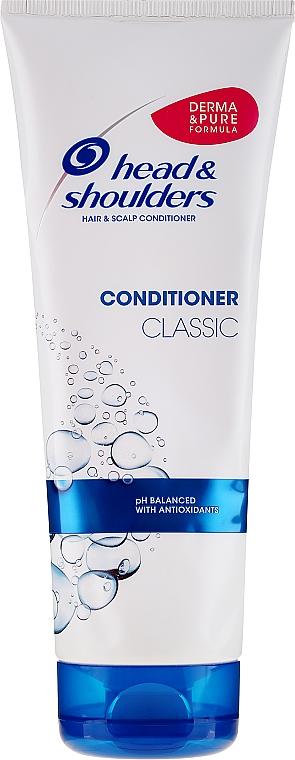 Balsam împotriva mătreții - Head & Shoulders Conditioner Classic