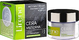 Parfumuri și produse cosmetice Cremă detox pentru față - Lirene Dermo Program