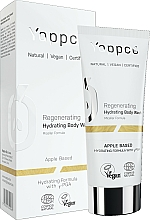 Parfumuri și produse cosmetice Gel revitalizant de duș - Yappco Regenerating Hydrating Micellar Body Wash
