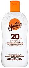 Parfumuri și produse cosmetice Loțiune de protecție solară SPF 20 - Malibu Lotion Medium Protection