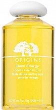 Parfumuri și produse cosmetice Ulei energizant de curățare pentru față - Origins Clean Energy Gentle Cleansing Oil