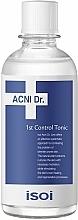 Parfumuri și produse cosmetice Tonic pentru față - Isoi Acni Dr. 1st Control Tonic