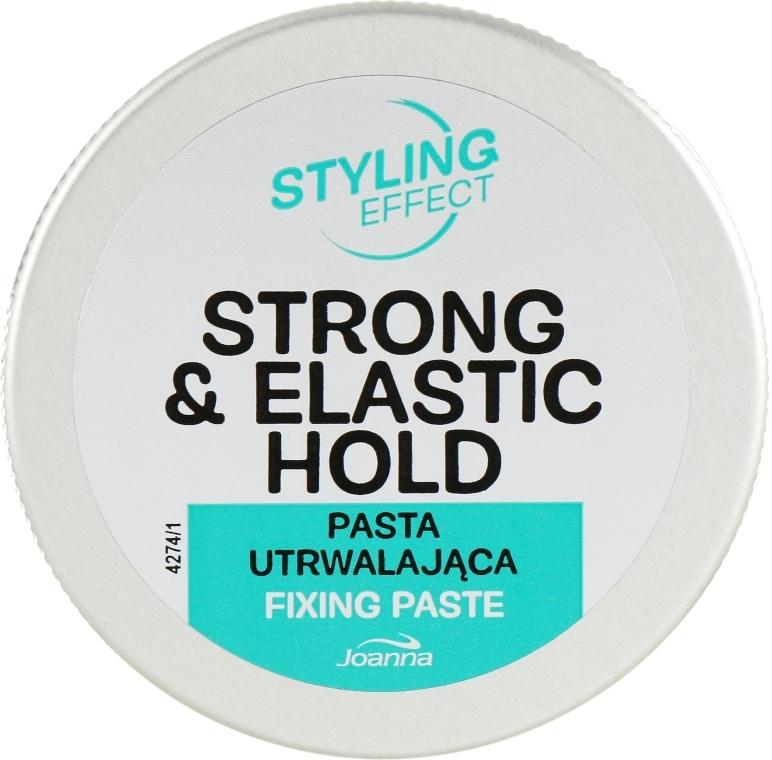 Pastă cu unt de Shea pentru păr - Joanna Styling Effect Strong & Elastic Hold Fixing Paste