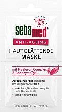 Parfumuri și produse cosmetice Mască anti-îmbătrânire pentru față - Sebamed Anti-Ageing Q10 Hyaluron Face Mask