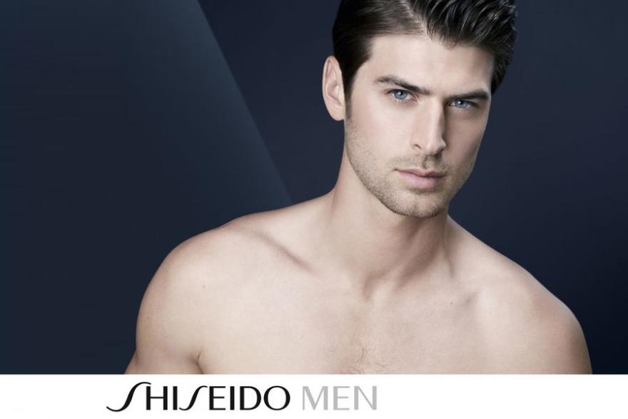 Cremă regenerantă pentru față - Shiseido Men Skin Empowering Cream — Imagine N8