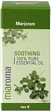 "Parfumuri și produse cosmetice Ulei esențial ""Maghiran"" - Holland & Barrett Miaroma Marjoram Pure Essential Oil"