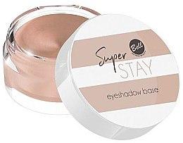 Parfumuri și produse cosmetice Bază pentru fard de pleoape - Bell Super Stay Eyeshadow Base