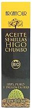 Parfumuri și produse cosmetice Ulei pur de semințe de opuntia - Arganour Prickly Pear Seed Pure Oil