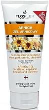 Parfumuri și produse cosmetice Gel de față împotriva edemelor și a vânătăilor Arnica - Floslek Arnica Gel For Dilated Capillaries, Bruises And Puffines