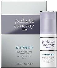 Parfumuri și produse cosmetice Ser cu nanoparticule pentru față - Isabelle Lancray Surmer Vitalizing Beauty Elixir
