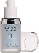Parfumuri și produse cosmetice Primer pentru pleoape - Revitalash Aquablur Hydrating Eye Gel & Primer