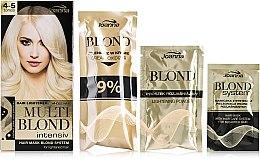 Parfumuri și produse cosmetice Soluție pentru decolorarea părului până la 5 tonuri - Joanna Multi Blond Intensiv
