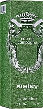 Parfumuri și produse cosmetice Sisley Eau De Campagne - Apă de toaletă