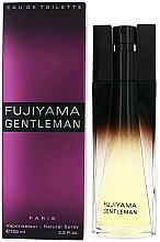 Parfumuri și produse cosmetice Succes de Paris Fujiyama Gentleman - Apă de toaletă