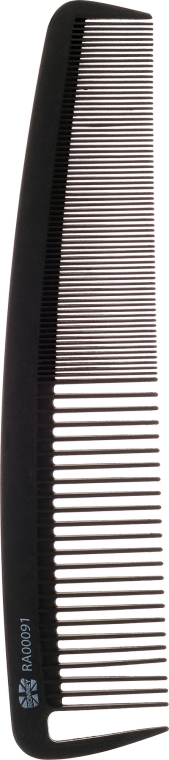 Pieptene pentru păr, 215 mm - Ronney Professional Carbon Line 091 — Imagine N1