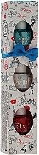 Parfumuri și produse cosmetice Set lacuri de unghii - Snails Mini Paris (nail/3x7ml)