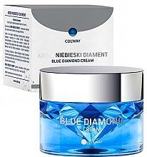 Parfumuri și produse cosmetice Cremă pentru față - Colway Blue Diamond Cream