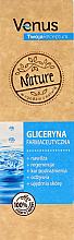 Parfumuri și produse cosmetice Glicerină farmaceutică - Venus Nature Your Recipe Pharmaceutical Glycerin