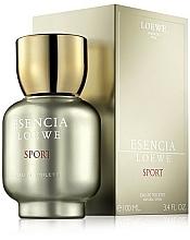 Parfumuri și produse cosmetice Loewe Esencia Loewe Sport - Apă de toaletă