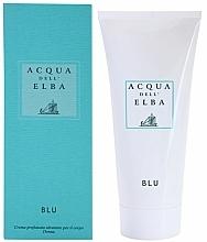 Parfumuri și produse cosmetice Acqua Dell Elba Blu - Cremă hidratantă pentru corp