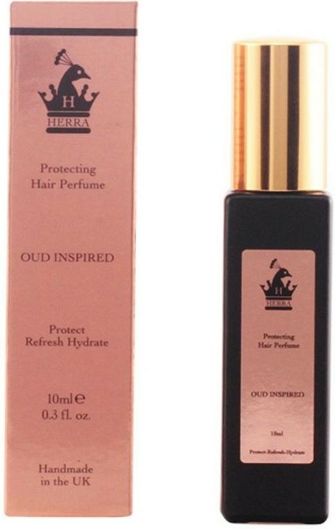 Spray parfumat pentru păr - Herra Oud Inspired — Imagine N2