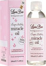 Parfumuri și produse cosmetice Ulei esențial împotriva vergeturilor - Love Boo Mummy Miracle Oil