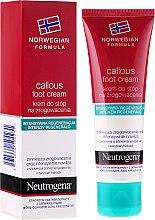 Parfumuri și produse cosmetice Cremă pentru picioare - Neutrogena Callous Foot Cream