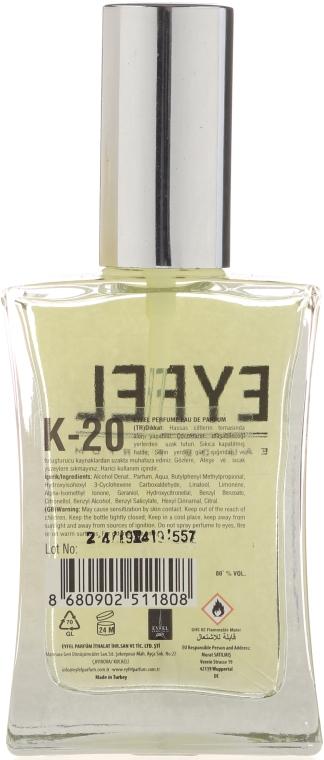 Eyfel Perfume K-20 - Apă de parfum — Imagine N2