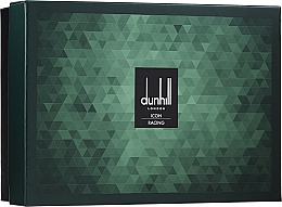 Parfumuri și produse cosmetice Alfred Dunhill Icon Racing Gift Set For Men - Set (edp/100ml + after shave/90ml + show/gel/90ml + bag)
