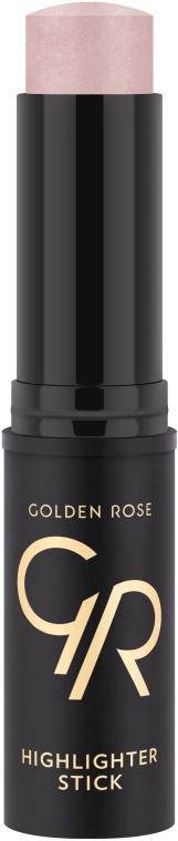Iluminator pentru față - Golden Rose Highlighter Stick