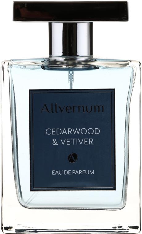 Allvernum Cedarwood & Vetiver - Apă de parfum (tester cu capac) — Imagine N1