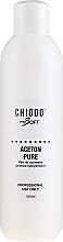 Parfumuri și produse cosmetice Soluție pentru îndepărtarea ojei - Chiodo Pro Soft Aceton Pure