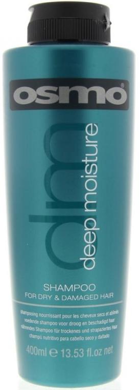 "Șampon ""Hidratare profundă"" - Osmo Deep Moisture Shampoo — Imagine N1"
