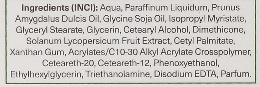 Cremă cu extract de tomate pentru față - Ava Laboratorium Vegetable Rescue Cream — Imagine N4