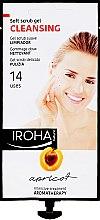Parfumuri și produse cosmetice Gel-Scrub de curățare pentru față - Iroha Nature Apricot Soft Scrub Gel Cleansing