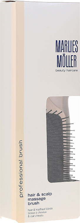 Perie de păr - Marlies Moller Classic Brush — Imagine N2