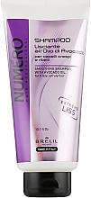 Parfumuri și produse cosmetice Șampon cu ulei de avocado și efect netezitor - Brelil Numero Smoothing Shampoo