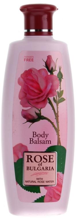 Loțiune cu apă de trandafir pentru corp - BioFresh Rose of Bulgaria Body Balsam — Imagine N1
