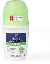 Parfumuri și produse cosmetice Deodorant roll-on - Felce Azzurra Deo Roll-on IdraTalc Fresh