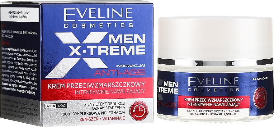 Cremă intensivă împotriva coșurilor - Eveline Cosmetics Men Extreme Anti-Age Cream — Imagine N1