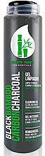 Parfumuri și produse cosmetice Gel de curățare pentru față - Diet Esthetic Black Bamboo Carbon Charcoal Cleansing Gel