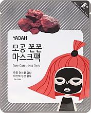 Parfumuri și produse cosmetice Mască de țesut împotriva porilor dilatați - Yadah Pore Care Mask Pack