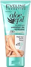 Parfumuri și produse cosmetice Gel calmant pentru epilare - Eveline Cosmetics Aloe Epil