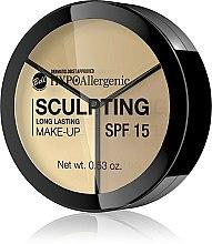 Parfumuri și produse cosmetice Concealer hipoalergenic - Bell HypoAllergenic Long Lasting Sculpting Make-Up