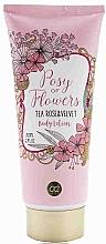Parfumuri și produse cosmetice Lapte de corp - Accentra Posy of Flowers Tea Rose Velvet Body Lotion