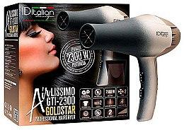 Parfumuri și produse cosmetice Uscător de păr - Iditalian Airlissimo GTI 2300 Gold Star